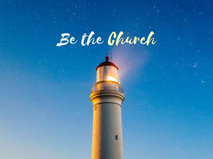 Be The Church Sunday Morning Powerpoint