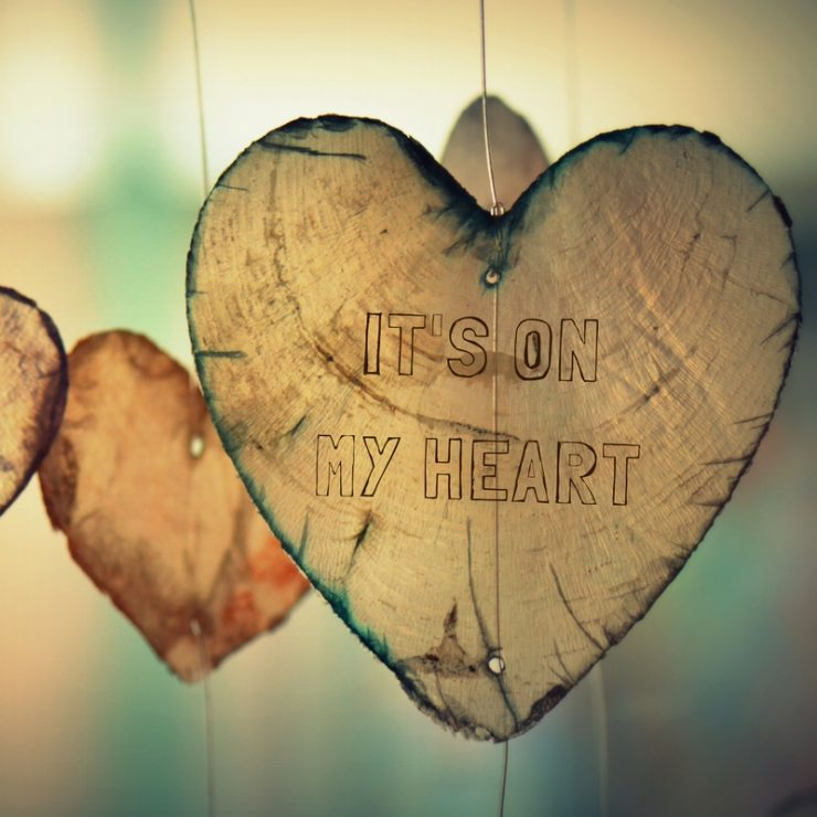 Its on my heart social media