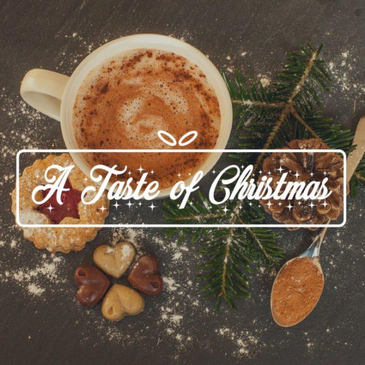 tasteofchristmas social media