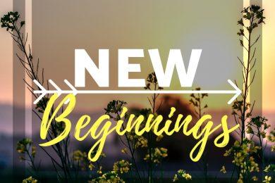New Beginnings Social Media