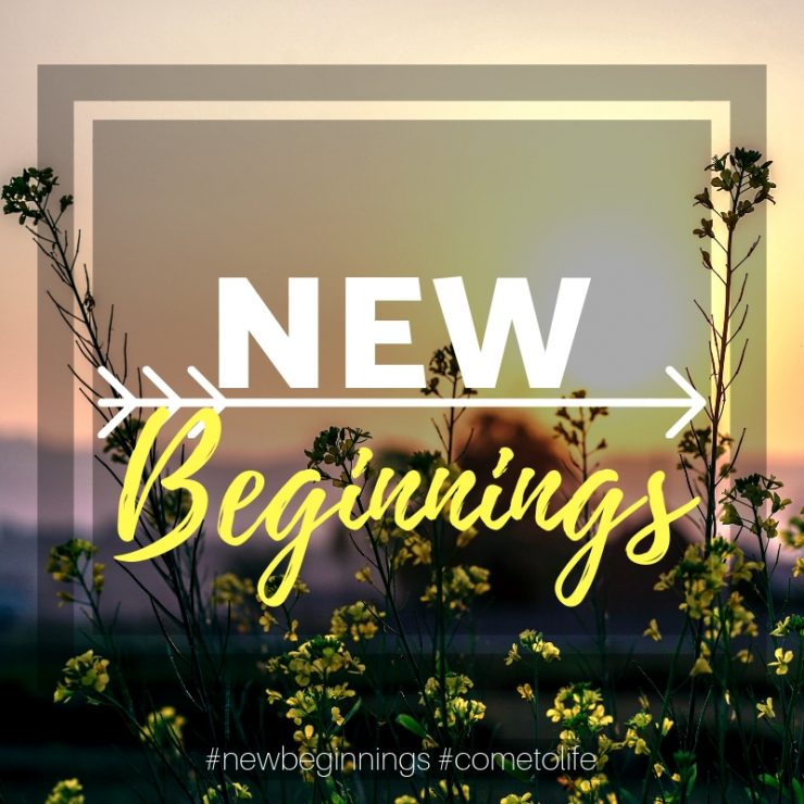 New Beginnings Social Media
