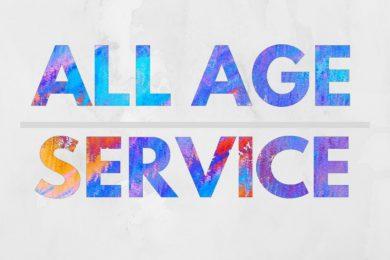All Age Service