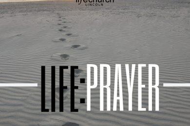 Life - Prayer
