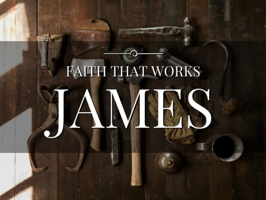 Faith That Works Sunday Morning powerpoint