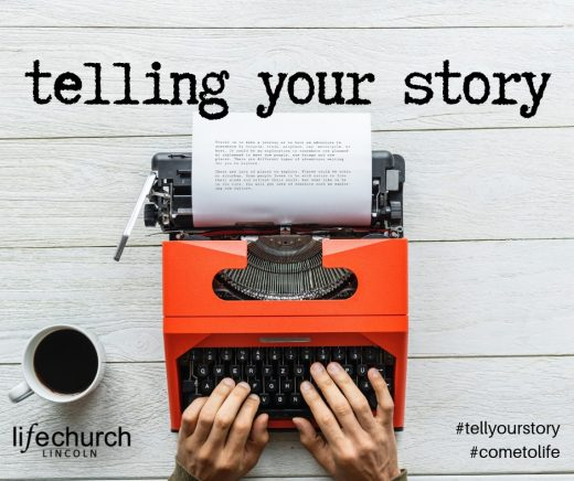 Telling Your Story Facebook
